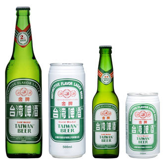 金牌台灣啤酒GOLD MEDAL TAIWAN BEER