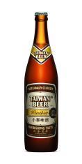 0.6公升瓶裝台灣啤酒小麥啤酒