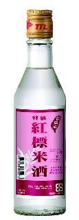 0.3公升公賣局特級紅標米酒