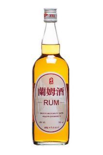 玉山蘭姆酒