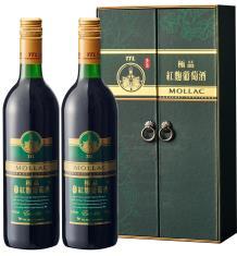 玉泉極品紅麴葡萄酒禮盒
