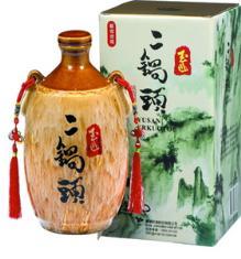 玉山瓷瓶二鍋頭