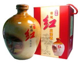 玉山台灣52度特級紅高粱酒禮盒