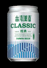 0.33公升罐裝台灣啤酒