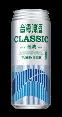 0.5公升罐裝台灣啤酒