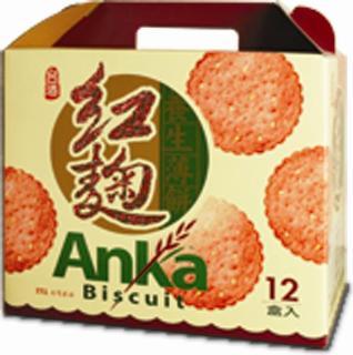 台酒紅麴養生薄餅(箱)