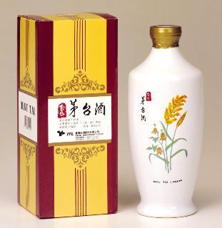 玉山磁瓶茅台酒(0.5L)