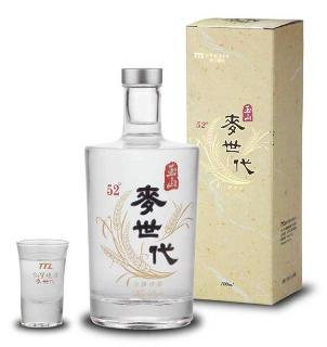 台灣燒酒-麥世代禮盒
