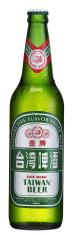 0.6公升瓶裝金牌台灣啤酒