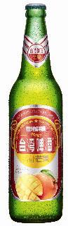 0.6公升瓶裝台灣啤酒水果系列(芒果)