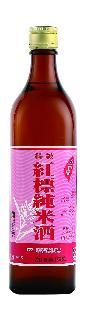 公賣局特級紅標純米酒