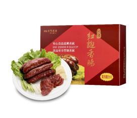 台酒綜合香腸禮盒(紅麴高粱+紹興原味)