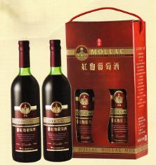 玉泉紅麴葡萄酒禮盒